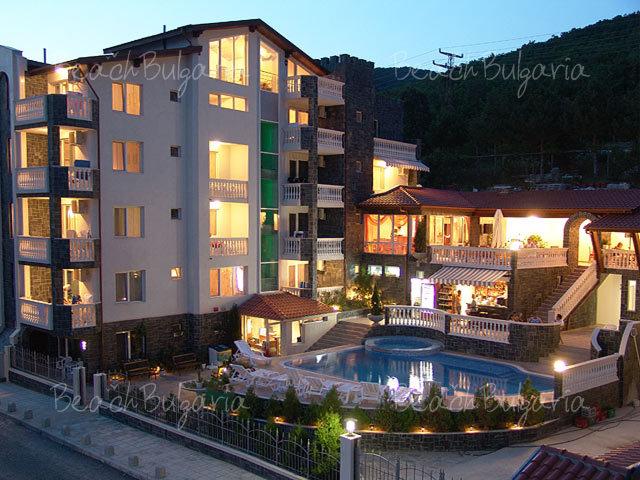 Arlanda Hotel12