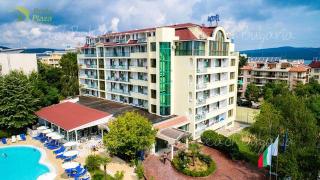 Perla Plaza Hotel 5