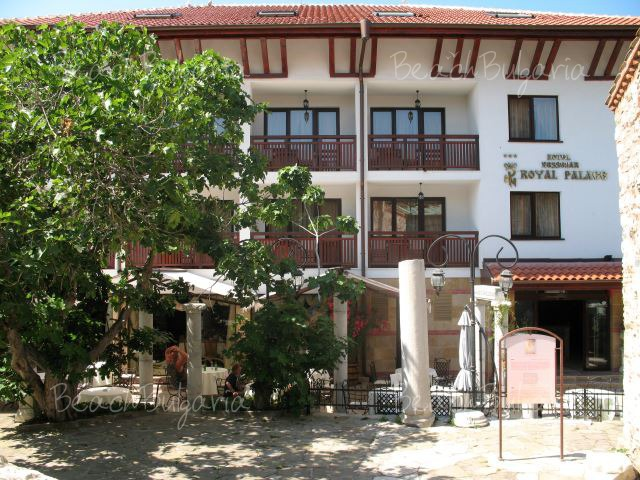 Nessebar Royal Palace Hotel16