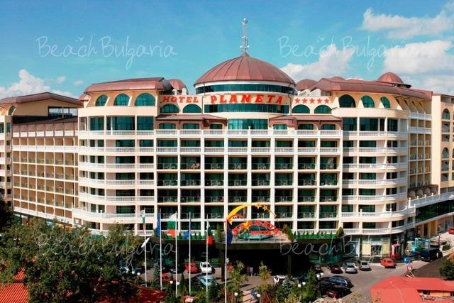 Planeta Hotel and Aqua Park