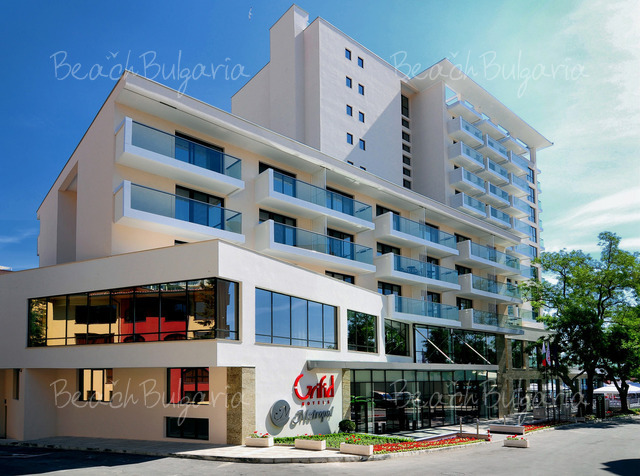 Grifid Metropol Hotel