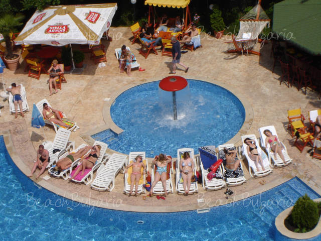 Helios Park Hotel13