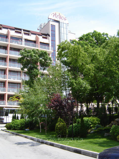 Helios Park Hotel5