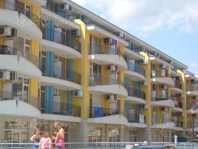 Aquamarine Vacation Complex