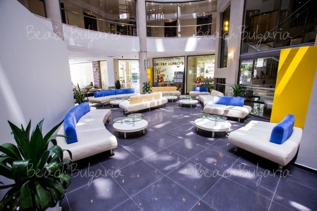 Smartline Meridian Hotel9