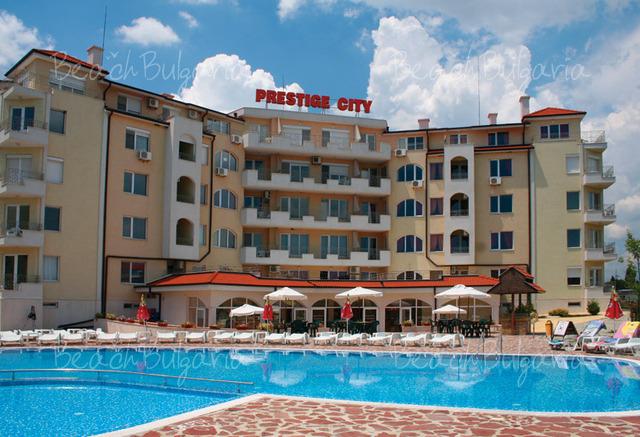 Prestige City I Aparthotel