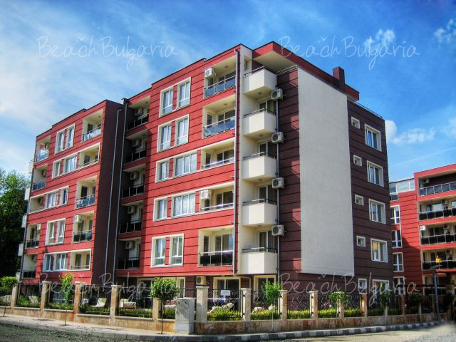 Melia Ravda apartments