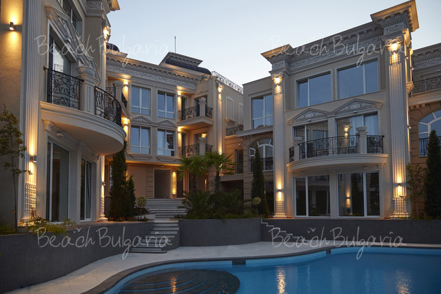Belle Epoque Beach Residence33