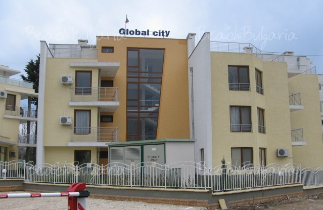 Global City apartments