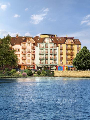 Saint George Hotel and Spa