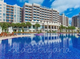 Hotels in Sunny Beach, Bulgaria: online booking and reviews