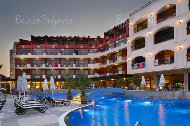 Nobel Hotel In Sunny Beach Online Booking Prices And