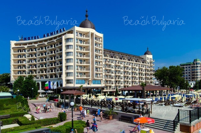 Admiral Hotel In Golden Sands Online Booking Prices And