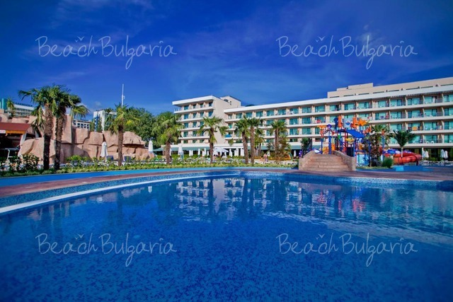 Evrika Hotel In Sunny Beach Online Booking Prices And