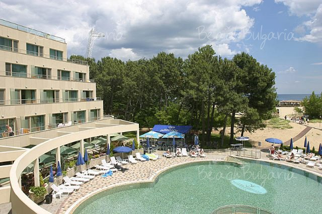 Jeravi Hotel In Sunny Beach  Online Booking  Prices And