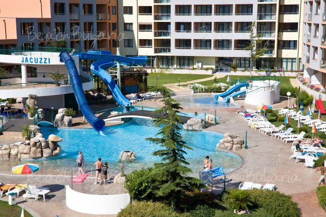 Trakia Plaza Hotel in Sunny Beach: online booking, prices and reviews