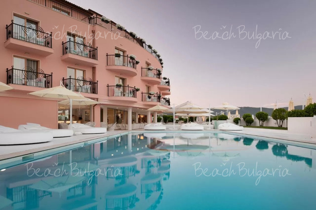 Dune Hotel In Sunny Beach  Online Booking  Prices And
