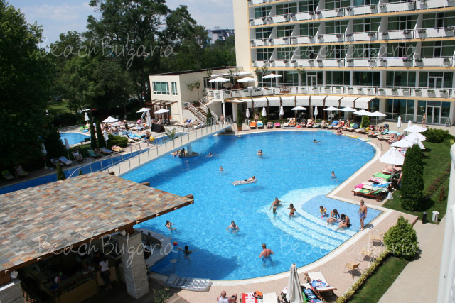 Grand Hotel Oasis In Sunny Beach Online Booking Prices