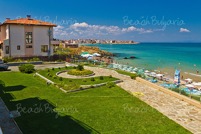 Black Sea Paradise Hotel In Sozopol Online Booking
