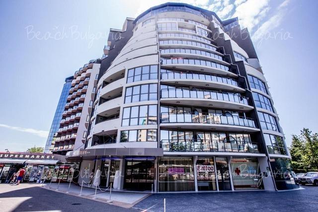 Smartline Meridian Hotel In Sunny Beach Online Booking
