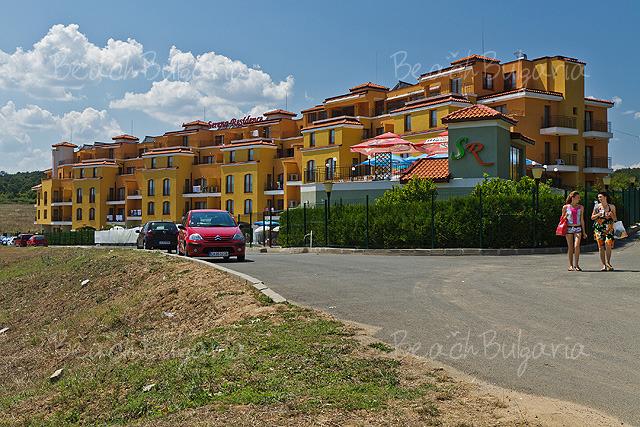 Serena Residence Apart Hotel In Sozopol Online Booking