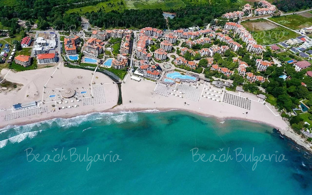 Oasis Beach Resort Lozenets