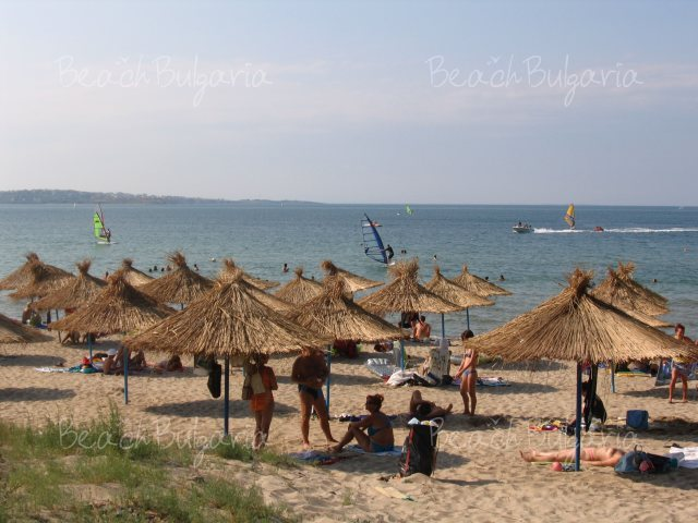 Sozopol beaches on the Black sea coast in Bulgaria