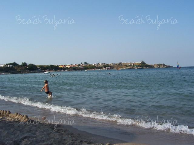 Arapia Camping Near Tsarevo Resort On The Black Sea In
