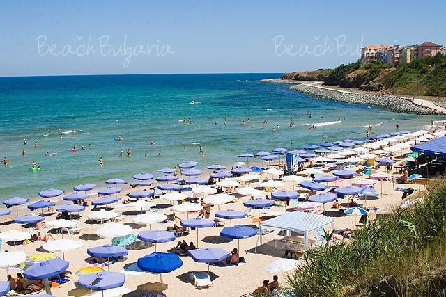 Top Beaches Along The Black Seaside In Bulgaria Beach