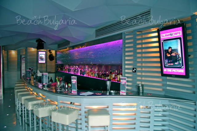Bars And Restaurants In Sunny Beach Resort Bulgaria